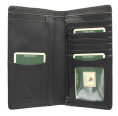 Visconti Heritage-12 Soft Leather Checkbook Wallet *** You can find more details by visiting the image link. (This is an Amazon Affiliate link and I receive a commission for the sales)