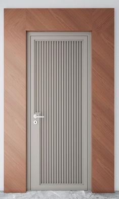 Single Door Design, Front Door Design Wood, Door Gate Design, Wooden Door Design, Classical Interior Design, Wardrobe Interior Design, Door Design Interior, Modern Entrance Door, Modern Wooden Doors