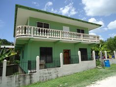 house in Belize.....