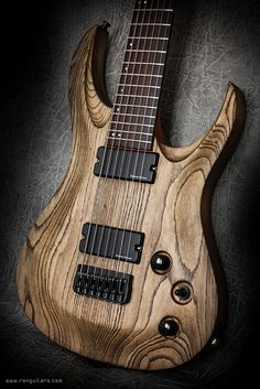 Ran Guitars Crusher