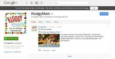 Setting up a Google+ (Plus) Brand Page