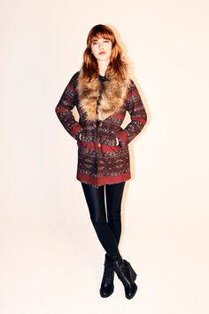 Miss Selfridge Autumn/Winter Lookbook