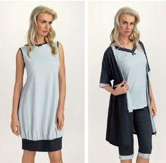 chemise de nuit, peignoir et pyjama lexy corin lingerie automne 2015/ hiver 2016