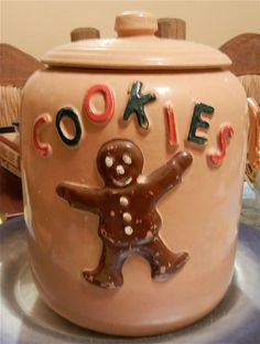McCoy Cookie Jar Vintage.