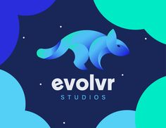 "다음 @Behance 프로젝트 확인: ""evolvr studios - Logo and Branding"" https://www.behance.net/gallery/37299175/evolvr-studios-Logo-and-Branding"