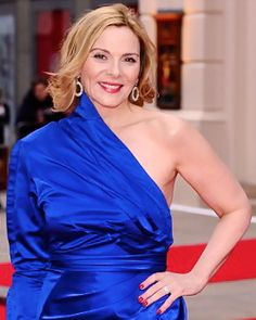 Kim Cattrall, Olivier Awards 2013 Make-Up & Hair: Kevin Fortune - London