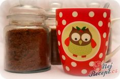 Hřejivá horká čokoláda s vanilkou   NejRecept.cz Pudding, Mugs, Tableware, Desserts, Food, Tailgate Desserts, Dinnerware, Cups, Puddings