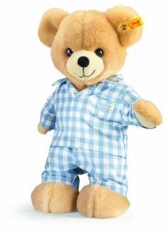 Luis Teddy Bear with Pajamas -- Learn more by visiting the image link.
