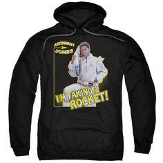 SNL/Astronaut Jones Adult Pull-Over Hoodie in