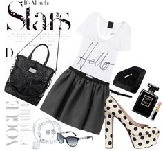 """""""Hello"""" by spilewicz on Polyvore"""
