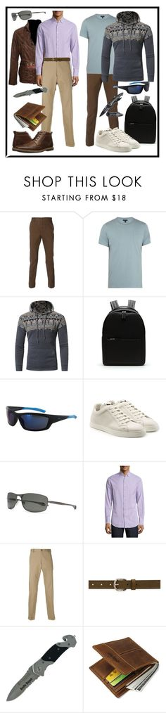 """""""Weekend Warrior: Ready for Action"""" by lora-86 ❤ liked on Polyvore featuring Al Duca d'Aosta, Belstaff, Lacoste, Vuarnet, Fendi, HUGO, Peter Millar, Dolce&Gabbana, Isabel Marant and Steve Madden"""