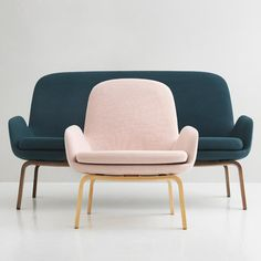Normann Copenhagen responds to small sofa trend with Era by Simon Legald
