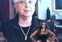 Ao vivo, Aguinaldo Silva convida Anitta para participação em sua próxima novela