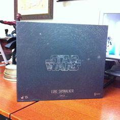 New Arrival: Star Wars: Bespin Luke Skywalker DX07 Movie Masterpiece 1:6 scale figure by Hot Toys