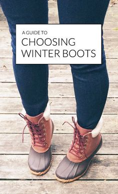 One of the best things about cooler weather is winter fashion, and that includes boots. There so many styles – and boots for every personality! Boots do double duty: they keep your feet warm and they look fashionable. The best boots offer special features, like a cozy inner lining or water resistant exterior. Choose boots that work with the weather, or that fit into your work wardrobe. Find out which boots can't be beat by checking out this eBay guide, and give last season's footwear the…