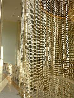 Metal sliding panel- LE LABO DESIGN - LE LABO DESIGN