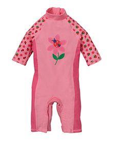 Mothercare Pink Ladybird Sunsafe