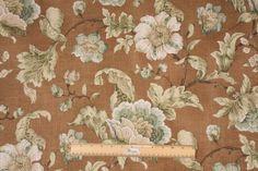 25% to 75% Off! :: 25% Off Fabrics :: Mill Creek Wilhelm - Cliffside Printed Linen Blend Drapery Fabric in Natural $11.95 per yard - Fabric Guru.com: Fabric, Discount Fabric, Upholstery Fabric, Drapery Fabric, Fabric Remnants, wholesale fabric, fabrics, fabricguru, fabricguru.com, Waverly, P. Kaufmann, Schumacher, Robert Allen, Bloomcraft, Laura Ashley, Kravet, Greeff