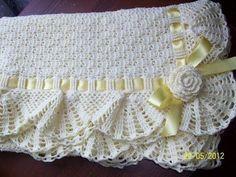 Baby Blankets Crochet For Sale Crochet Afghans, Crochet Baby Shawl, Manta Crochet, Knit Or Crochet, Crochet Patterns Amigurumi, Crochet Blanket Patterns, Baby Knitting, Irish Crochet, Shawl Patterns