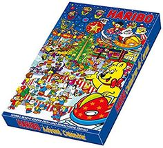 Advent+calender+filled+with+Haribo+gummy+candies,+licorice+candies+and+chewy+candy+products+by+Maoam. Protect+from+heat+and+humidity. Deviations+between+the+product+information. Lego City Advent Calendar, Advent Calendars For Kids, Christmas Countdown Calendar, Christmas Sweets, Kids Christmas, Xmas, Party Set, Advent Calenders, Sweets