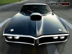 muscle cars for ever...