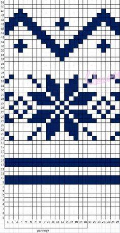 Схема норвежской звезды 5