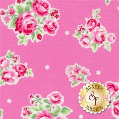"""Flower Sugar 31129-20 by Lecien Fabrics: Flower Sugar is a collection by Lecien Fabrics. Width: 43""""/44""""Material: 100% CottonSwatch Size: 6"""" x 6"""""""