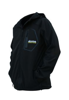 Okuma+Fishing+-+Black+Okuma+Jacket:+