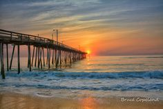 First Light on the Outer Banks
