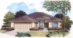 Dalton House Plan - 4909 - Reversed