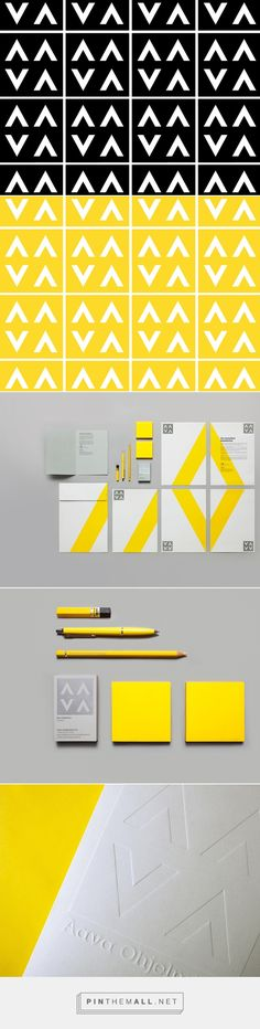 AAVA on Behance - created via http://pinthemall.net