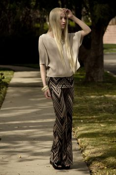 How to Wear Chevron Print Clothes - Glam Bistro