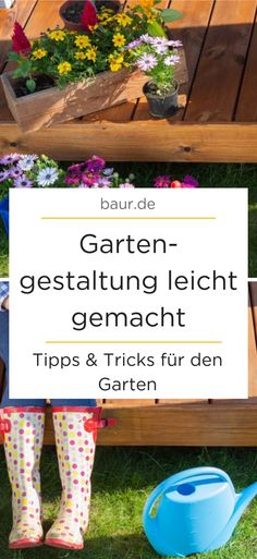 gartengestaltung leicht gemacht tipps und tricks fur den garten delivers online tools that help you to stay in control of your personal information and protect your online privacy. Garden Care, Garden Soil, Garden Beds, Garden Types, Gardening Supplies, Gardening Tips, Urban Gardening, Amazing Gardens, Beautiful Gardens