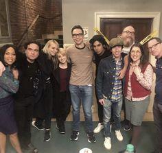 The Big Bang Theory Leonard Hofstadter Sheldon Cooper Penny Howard Wolowitz Rajesh « Raj Big Bang Theory Show, The Big Theory, Big Bang Theory Funny, Godzilla, Amy Farrah Fowler, Jim Parsons, Film Serie, Daryl Dixon, Golden Girls