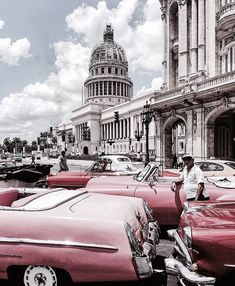 cars, cities, and city image Aesthetic Vintage, Pink Aesthetic, Travel Around The World, Around The Worlds, Retro Cars, Adventure Is Out There, Aesthetic Pictures, Oh The Places You'll Go, Picture Wall