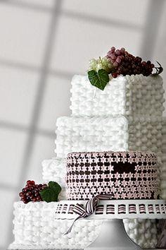 Wedding Cake 6 | Lulus Bakery