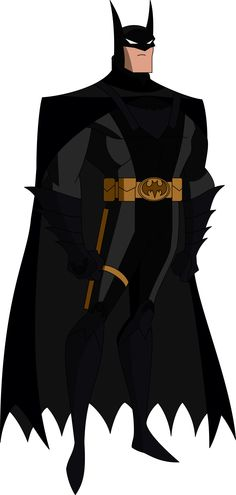 Earth 2 Batman (DCAU) by OWC478.deviantart.com on @DeviantArt