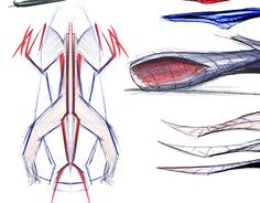 """Check out new work on my @Behance portfolio: """"Speed Form sketches"""" http://on.be.net/1Hko9X8"""