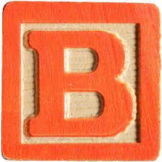 B is for Block