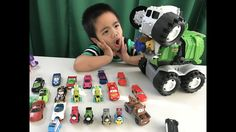 Toy Review - The Stinky Garbage Truck!