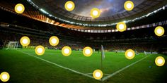 Interactieve afbeelding WK 2014 by Paula Prevoo