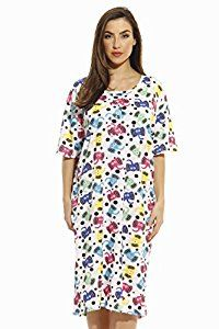 Get Just Love Short Sleeve Nightgown   Sleep Dress for Women   Sleepwear at  Your Katalique b4e5aec4c
