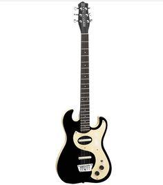 Danelectro Baritone Guitar, Music Instruments, Musical Instruments