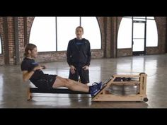 Learn how to use this brilliant rowing machine people! Bad form can be harmful to your body in the long run.