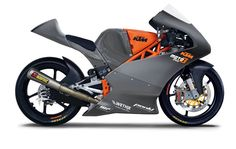 45.000 Euro! KTM 250 4 Stroke Production Racer for Moto3!