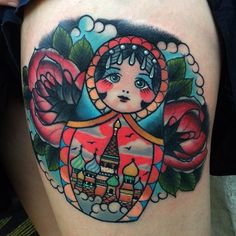 done by mike stockings