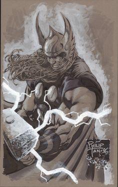 Thor - Philip Tan