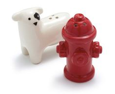 Hey! Looking for a last-minute gift for a dog lover on your list? (What, you didn't find anything in our ginormous gift guide?) Well, then scurry on over to Sur La Table and grab one of these so-cute-you-wanna-eat-it salt and pepper shaker sets. Yes. Done.