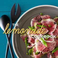 The day has finally come! The Lemonade Cookbook is now available on Amazon.com, Barnes & Noble, Overstock.com, Books-A-Million, IndieBound + Powell's Books, Inc. #Lemonadela