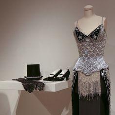 Moulin Rouge ! - Satine's Black Diamonds dress
